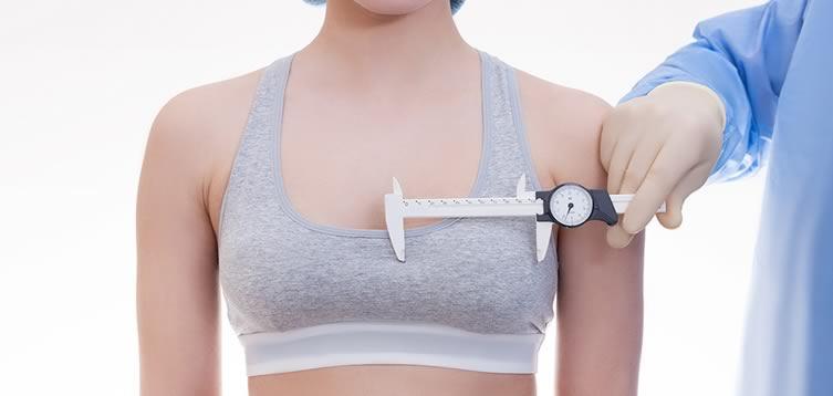 kadınlarda asimetrik göğüs
