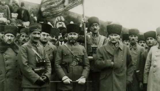 Türk ermeni sınırının ilk defa çizildiği antlaşma