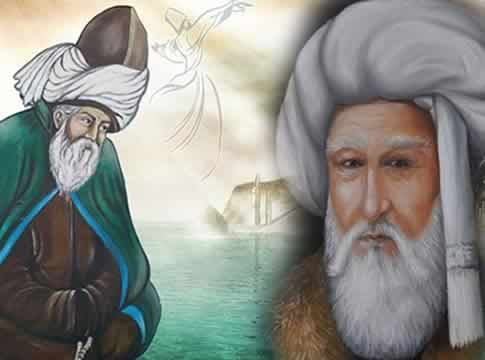 Mevlana Hangi Dönemde Yaşamıştır : Mevlana Celaleddin-i Rumi
