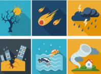 Doğal Afetlerden Korunma Yolları (Fırtına, Sel, Hortum) Fırtınalar en büyük felaketlere, genellikle şiddetli hava koşullarına hazırlıklı olmayan bölgelerde yol açar.