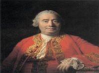 """David Hume'un sözü """"Eğer burada durup daha ileri gitmeyeceksek niçin bu noktaya kadar geldik"""""""