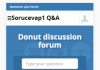 Donut temasında tüm kategorileri gizlemek