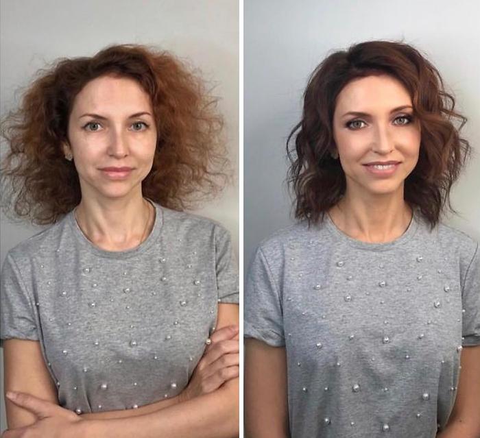 Öncesi Sonrası Saç Modelleri