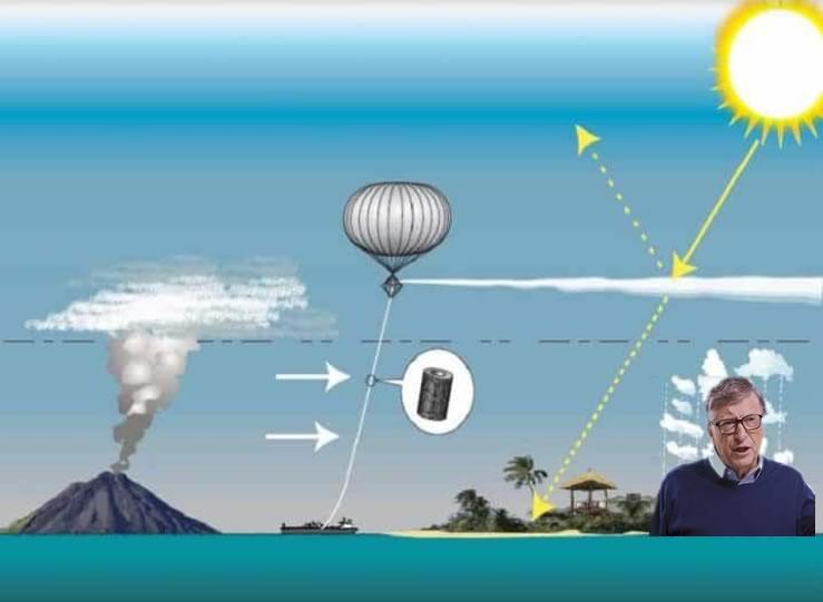 Bill Gates Güneşi Söndürmek İstiyor - sCoPex