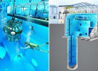 Dünyanın En Derin Yüzme Havuzu, Polonya'da Yakında Açılacak